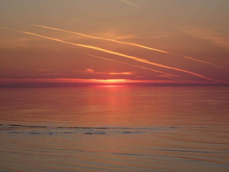 zonsopkomst begin